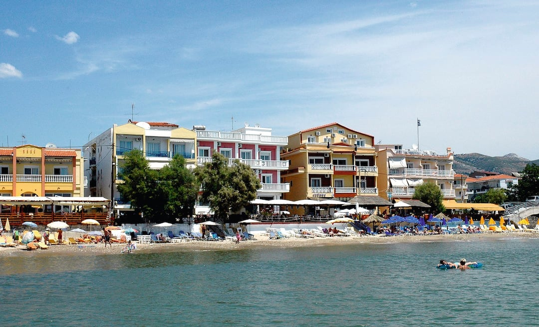 Holiday to Anna Beach in LIMENARIA (GREECE) for 3 nights (SC) departing from gatwick on 16 Jun