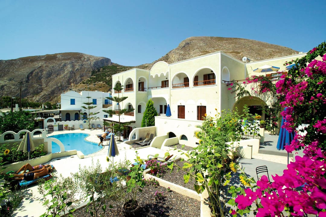 Holiday to Sideris Apartments in KAMARI (GREECE) for 7 nights (SC) departing from east midlands on 03 Oct