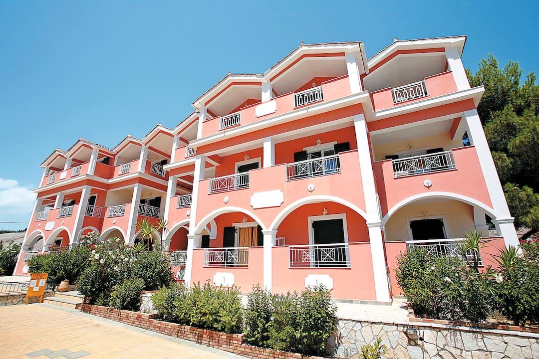 Holiday to Sarakina Apts in LAGANAS (GREECE) for 7 nights (SC) departing from luton on 01 Oct