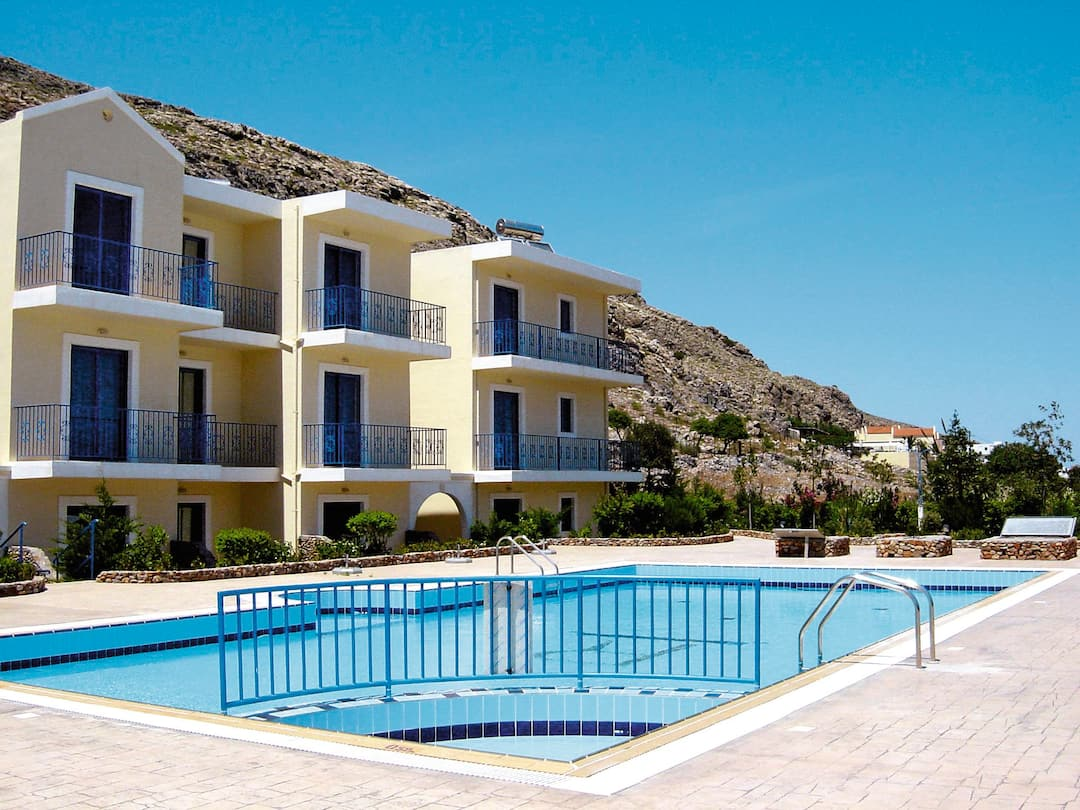 Holiday to Rafael Studios in LINDOS (GREECE) for 3 nights (SC) departing from manchester on 18 Sep