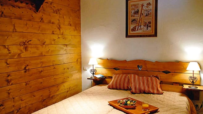 Bettaix Hotel Les Menuires Room Available