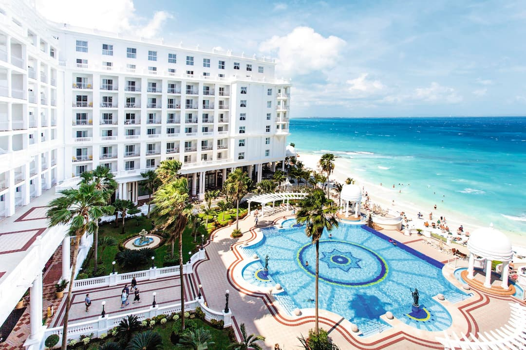 Holiday to Riu Palace Las Americas in CANCUN (MEXICO) for 7 nights (AI) departing from gatwick on 15 Sep