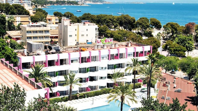 Lively Hotel Magaluf Rooms