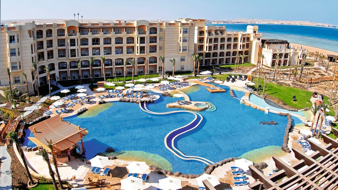 Holiday to Tropitel Sahl Hasheesh Hotel in SAHL HASHEESH (EGYPT) for 3 nights (AI) departing from birmingham on 10 Jan