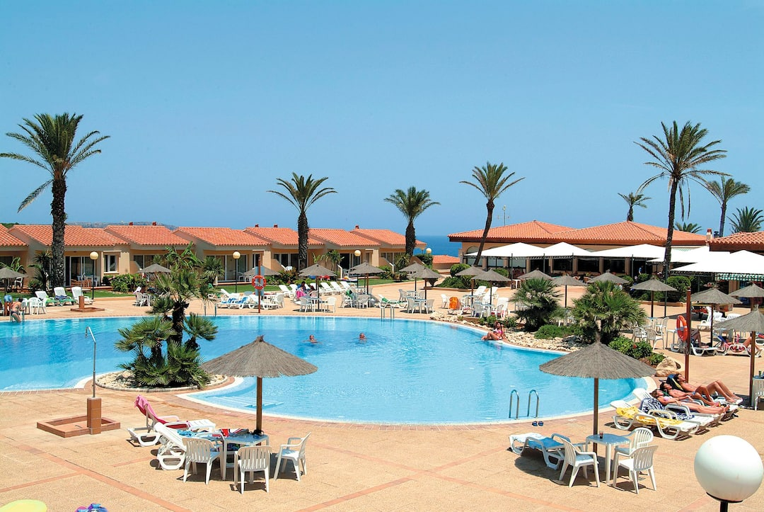 Holiday to Portblue Las Palmeras in SALGAR (SPAIN) for 4 nights (SC) departing from norwich on 08 Jun