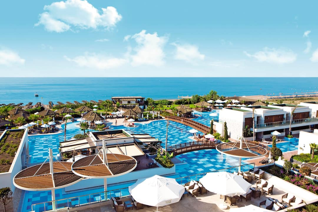 Holiday to Tui Sensimar Belek Resort & Spa in BELEK (TURKEY) for 7 nights (AI) departing from manchester on 22 Oct