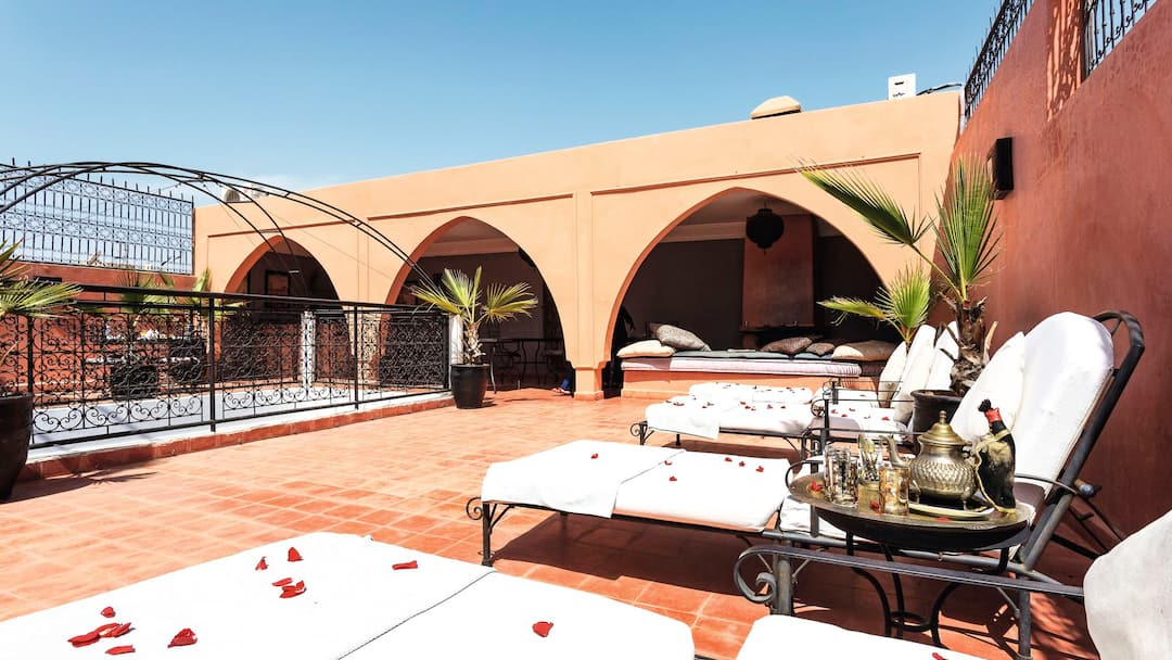 Holiday to Riad Elizabeth in MARRAKECH (MOROCCO) for 3 nights (BB) departing from manchester on 23 Apr