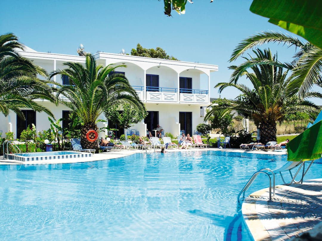Holiday to Garden Hotel in PASTIDA (GREECE) for 3 nights (BB) departing from gatwick on 06 Jun