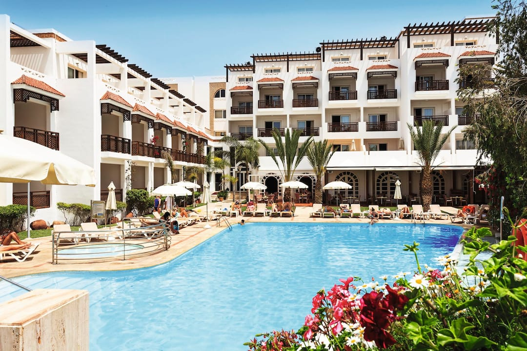 Holiday to Timoulay Hotel in AGADIR (MOROCCO) for 7 nights (BB) departing from manchester on 04 Jun