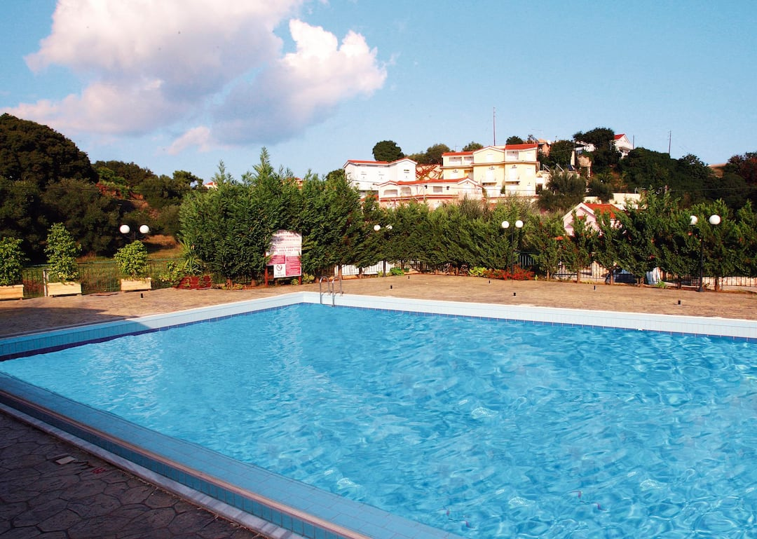 Holiday to Eleana Studios in SKALA (GREECE) for 4 nights (SC) departing from birmingham on 12 May