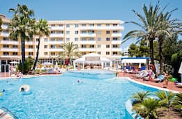 Holiday to Ivory Playa in ALCUDIA (SPAIN) for 11 nights (SC) departing from GLA on 02 Jun