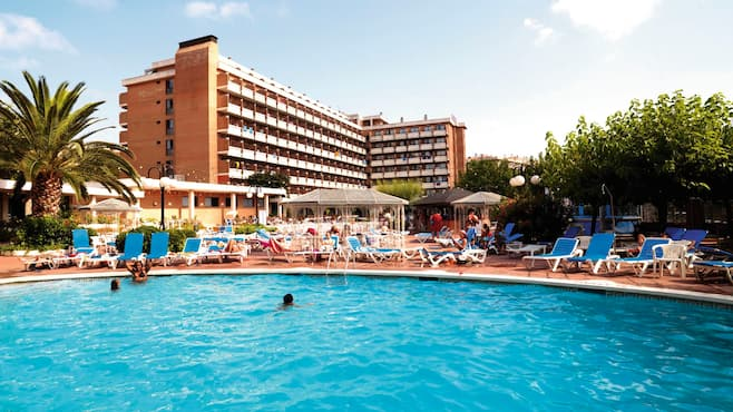 Hotel California Garden Salou Reviews