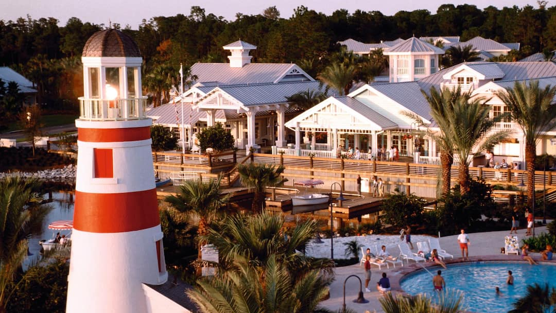 Holiday to Disney's Old Key West Resort in WALT DISNEY WORLD RESORT (UNITED STATES OF AMERICA) for 7 nights (SC) departing from birmingham on 03 May