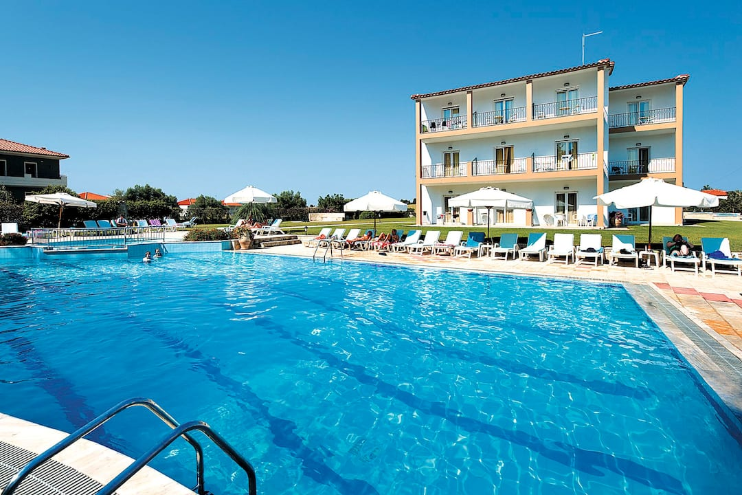 Holiday to Nostos Hotel in KALITHEA (GREECE) for 7 nights (BB) departing from bristol on 02 May