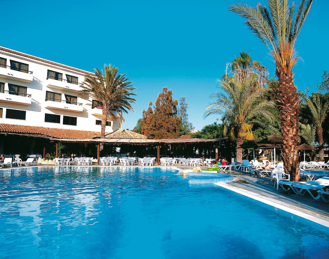 Holiday to Paphos Gardens in PAPHOS (CYPRUS) for 3 nights (SC) departing from stansted on 22 May