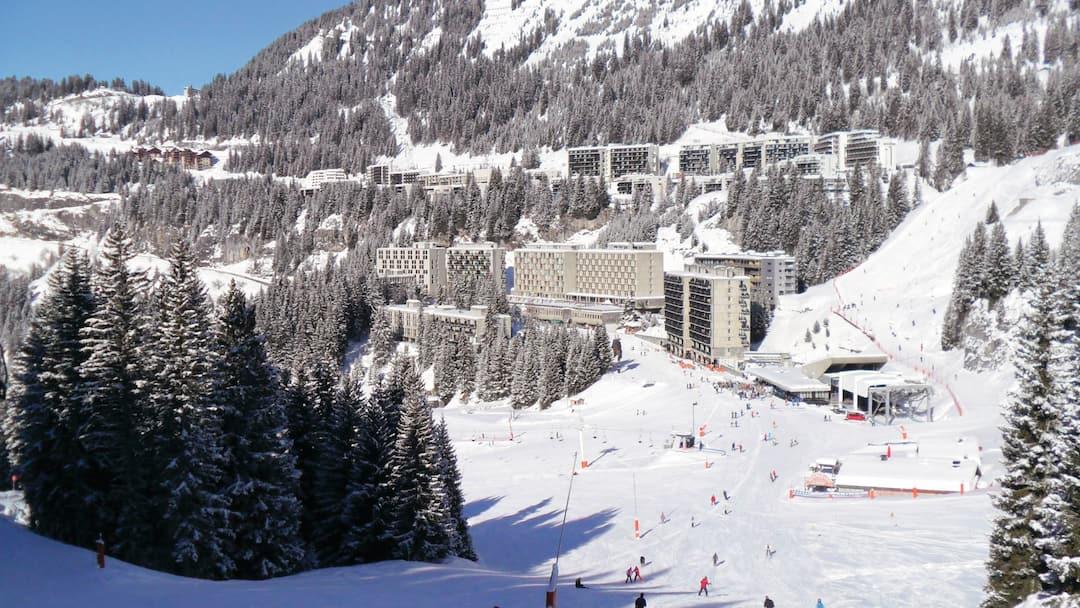 Skiing In Flaine | Flaine France | Crystal Ski
