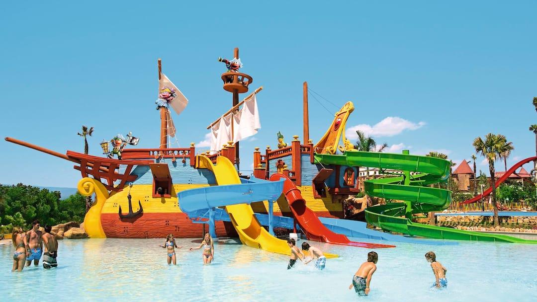 Things To Do In PortAventura Falcon Now TUI - Billet port aventura