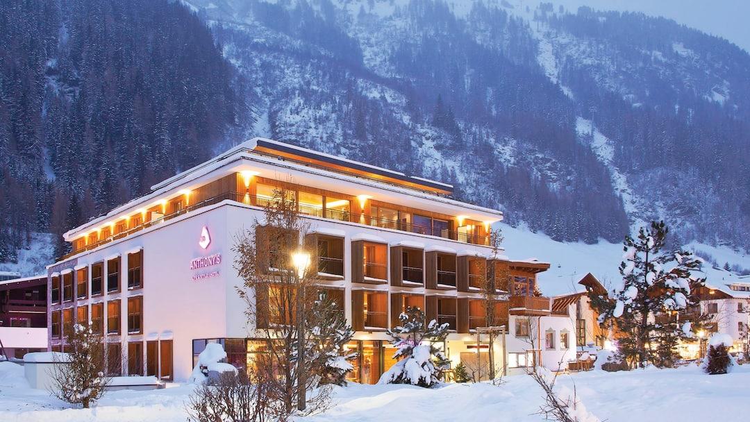 Alpenhof Hotel St Anton