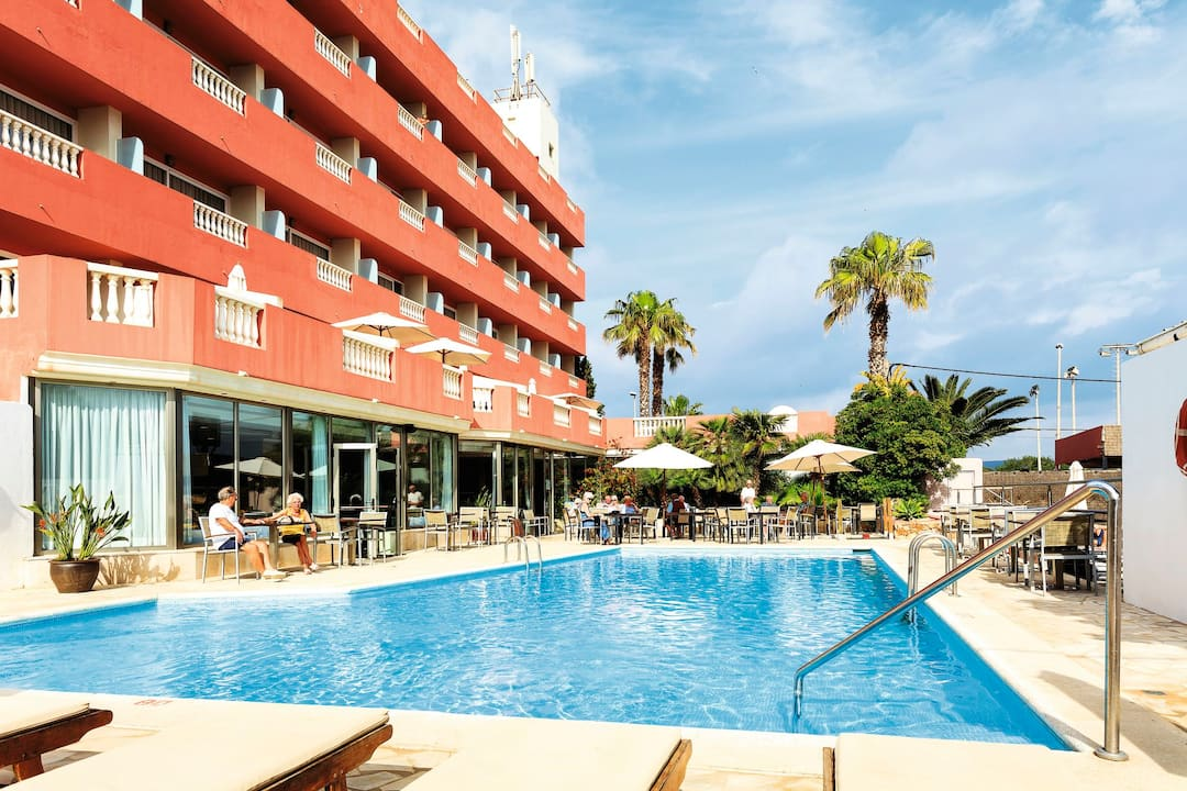 Holiday to Paraiso Beach Hotel in ES CANA (SPAIN) for 3 nights (HB) departing from birmingham on 20 May