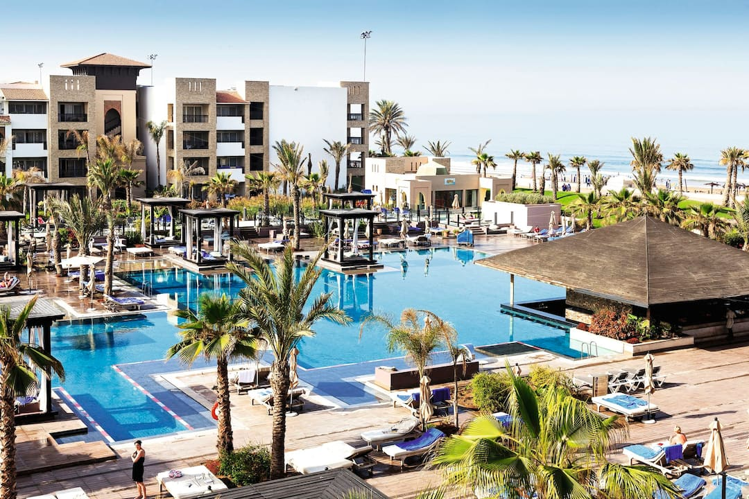 Holiday to Riu Palace Tikida Agadir in AGADIR (MOROCCO) for 7 nights (AI) departing from manchester on 04 Jun