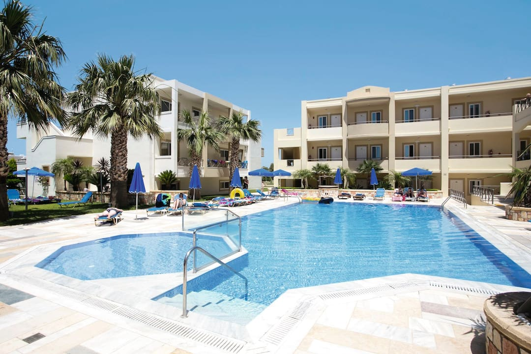 Holiday to Mythos Apartments in TINGAKI (GREECE) for 3 nights (SC) departing from newcastle on 29 Sep
