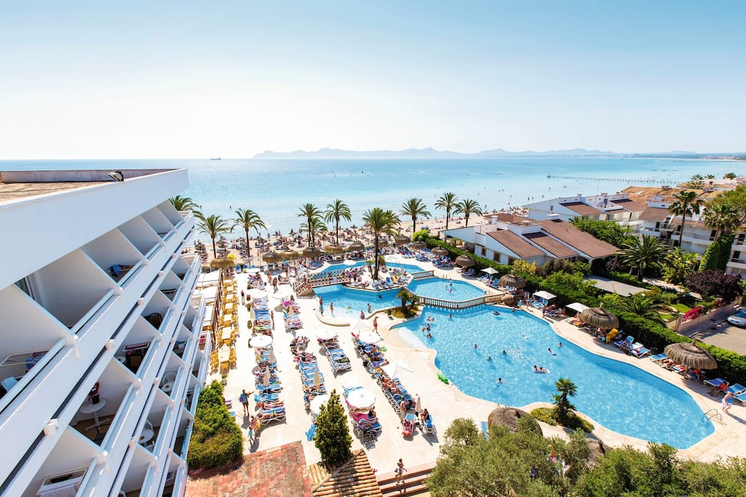 Holiday to Hotel Condesa in ALCUDIA (SPAIN) for 14 nights (AI) departing from EDI on 25 Apr, Hotel Condesa in Alcudia Offer, Sunstart Holidays TUI, Skytours, First Choice, Sunstart Holidays TUI, Skytours, First Choice