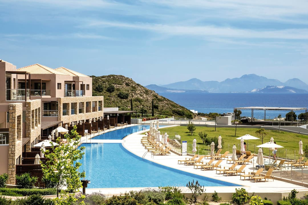 Holiday to Blue Lagoon Village in KEFALOS (GREECE) for 5 nights (AI) departing from gatwick on 05 May