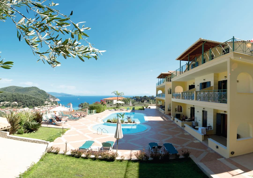 Holiday to Terra Verde Apartments in PARGA (GREECE) for 7 nights (SC) departing from gatwick on 03 May