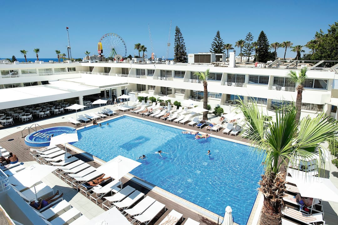 Holiday to Melpo Antia in AYIA NAPA (CYPRUS) for 7 nights (BB) departing from exeter on 31 Mar
