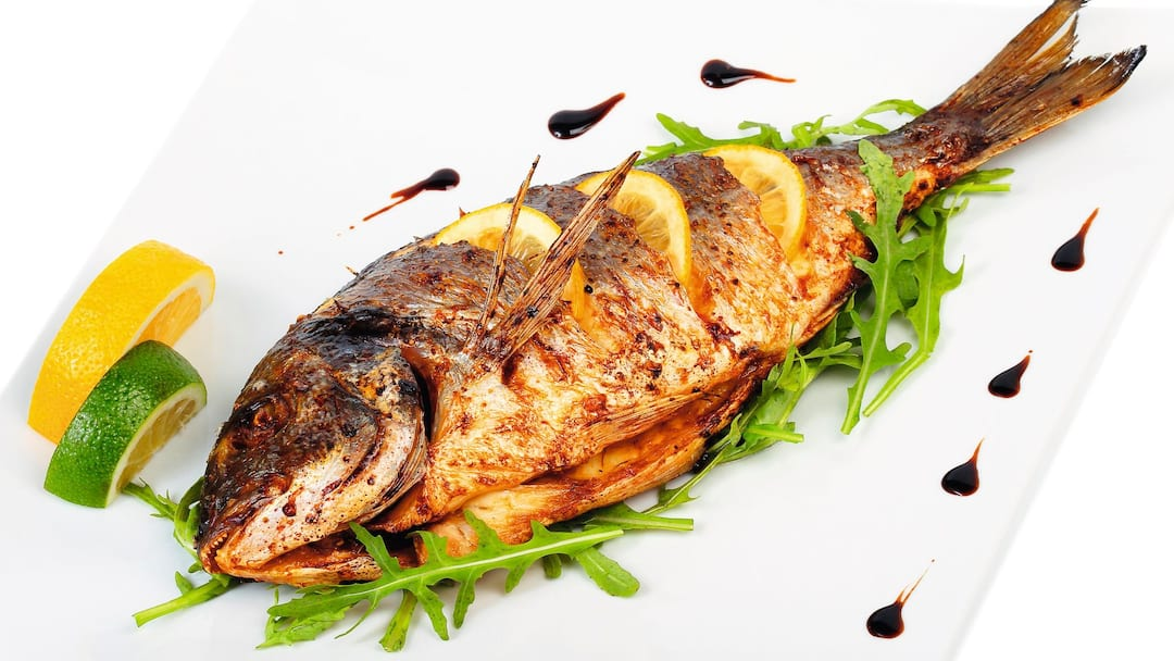 Eat fried fish with your feet in the sand first choice for List of fish to eat
