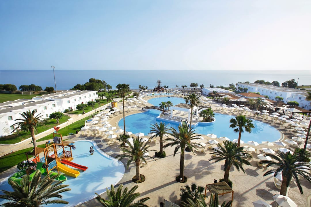 Holiday to Louis Creta Princess Hotel in MALEME (GREECE) for 4 nights (AI) departing from birmingham on 20 Sep