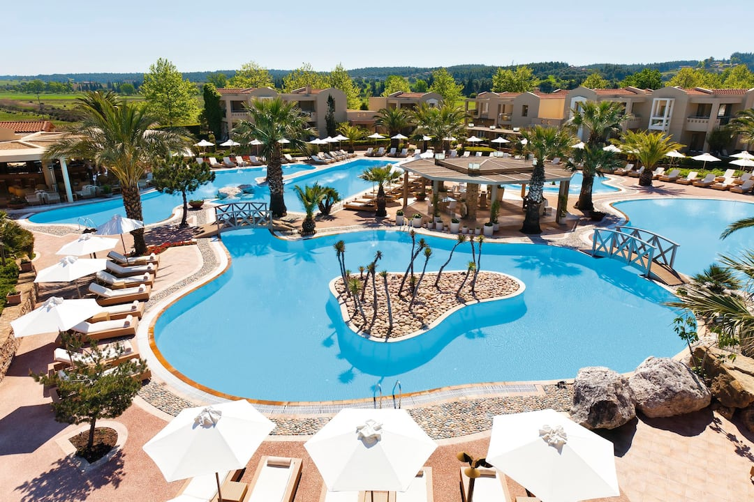 Holiday to Porto Sani in SANI (GREECE) for 7 nights (HB) departing from bristol on 01 Jun