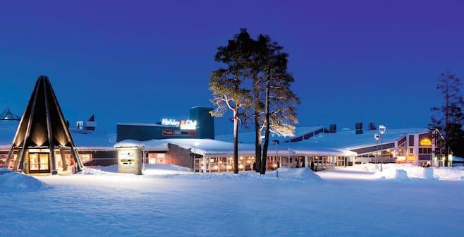 Holiday Club Saimaa Esiintyjät