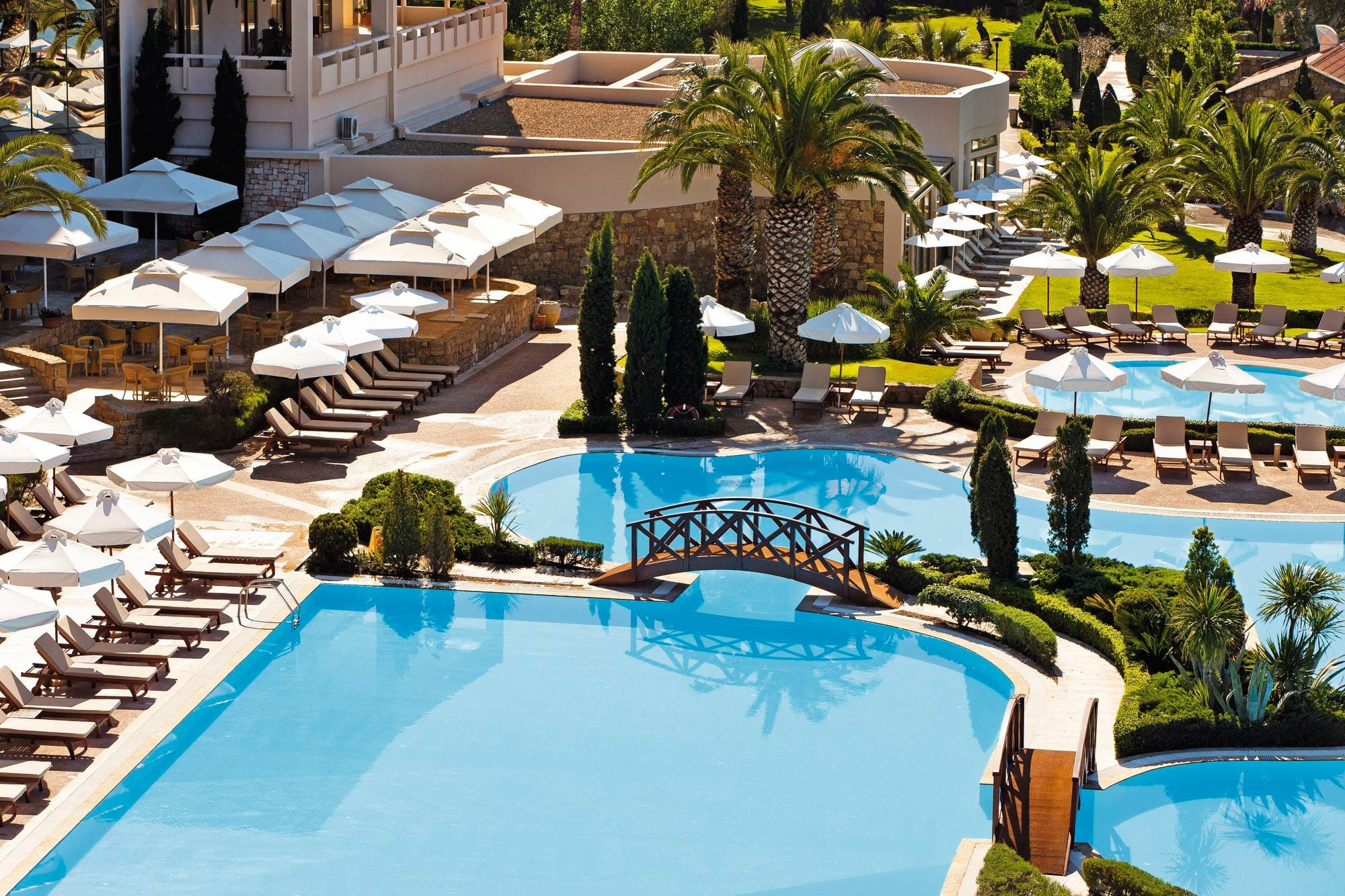 Sani resort holidays