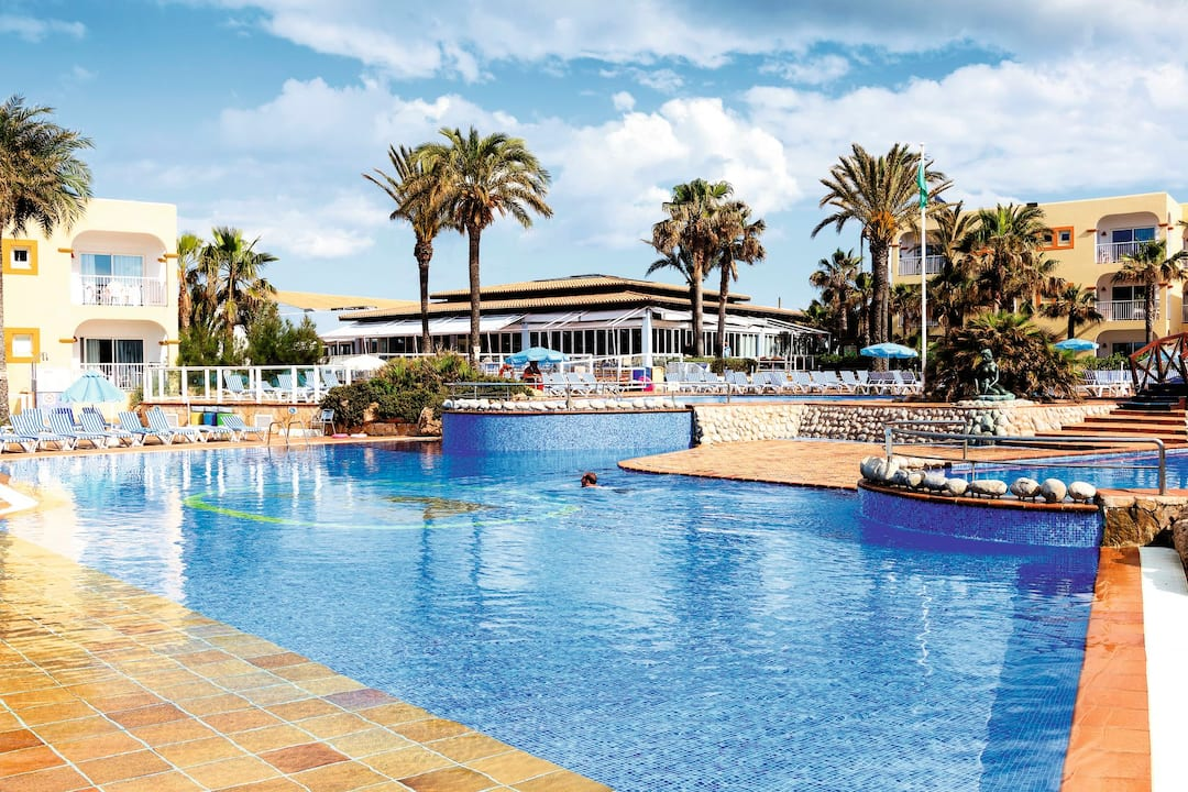 Holiday to Club Sirenis Aura Hotel in PORT DES TORRENT (SPAIN) for 4 nights (AI) departing from cardiff on 04 May