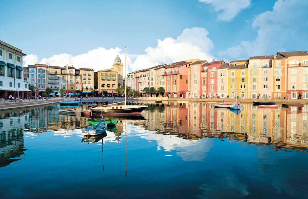 Holiday to Loews Portofino Bay Hotel At Universal Orlando Resort in UNIVERSAL ORLANDO RESORT (UNITED STATES OF AMERICA) for 7 nights (RO) departing from birmingham on 17 May