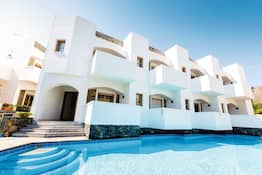 Holiday to Alykes Apartments in ELOUNDA (GREECE) for 7 nights (SC) departing from LTN on 04 Jul