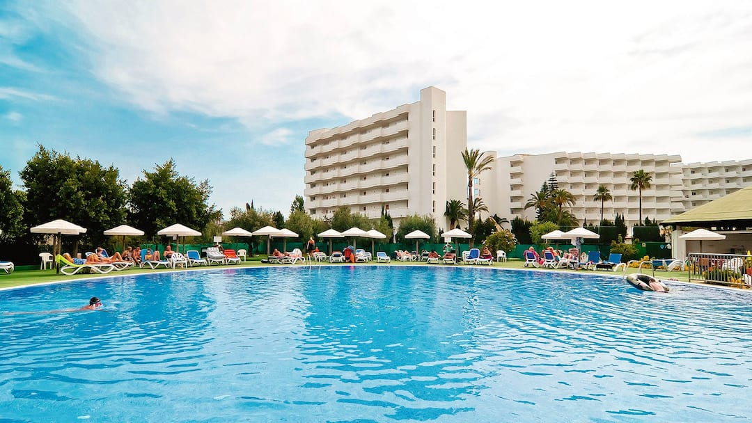 Holiday to Lagotel Hotel in PLAYA DE MURO (SPAIN) for 3 nights (BB) departing from birmingham on 14 Jun