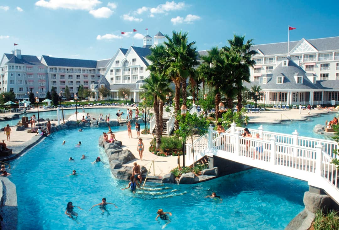 Holiday to Disney's Beach Club Resort in WALT DISNEY WORLD RESORT (UNITED STATES OF AMERICA) for 7 nights (RO) departing from newcastle on 17 May
