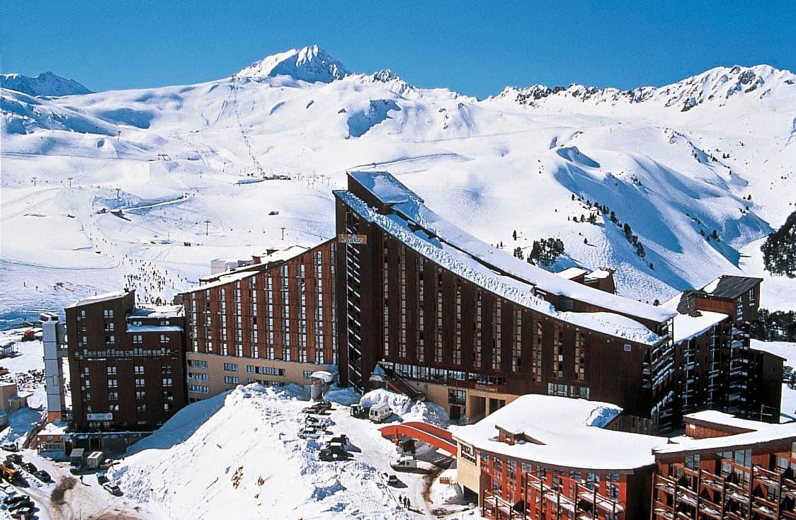 Les Melezes Hotel Arc 2000 Les Arcs Crystal Ski