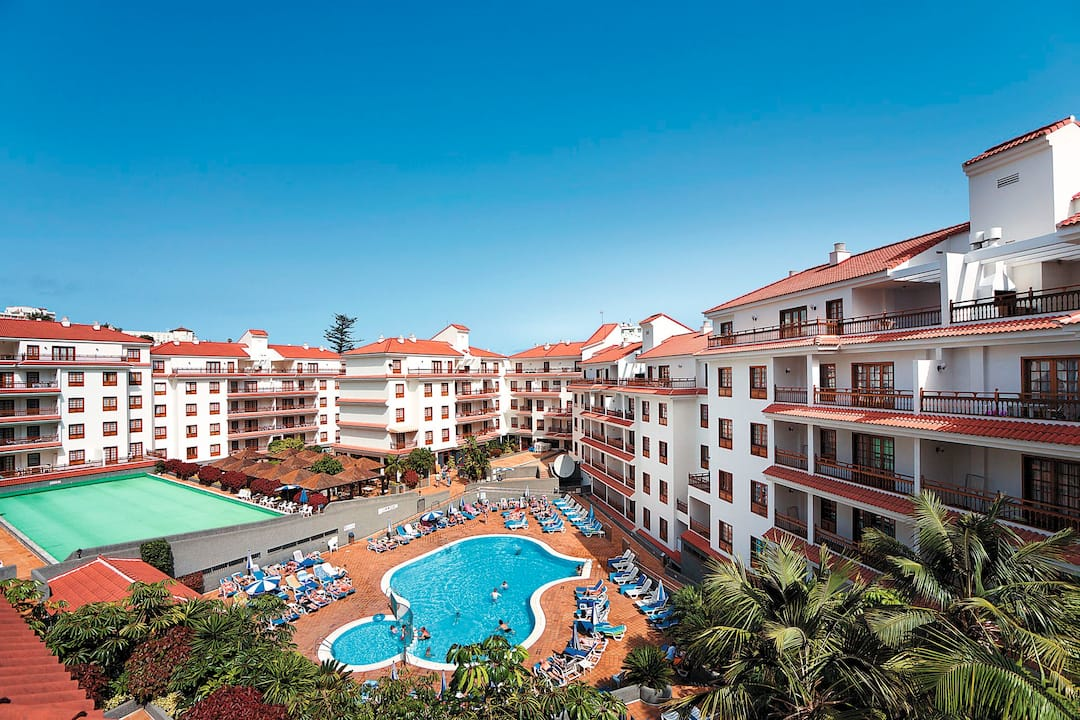 Holiday to Apartamentos Casablanca in PUERTO DE LA CRUZ (SPAIN) for 5 nights (SC) departing from manchester on 17 May