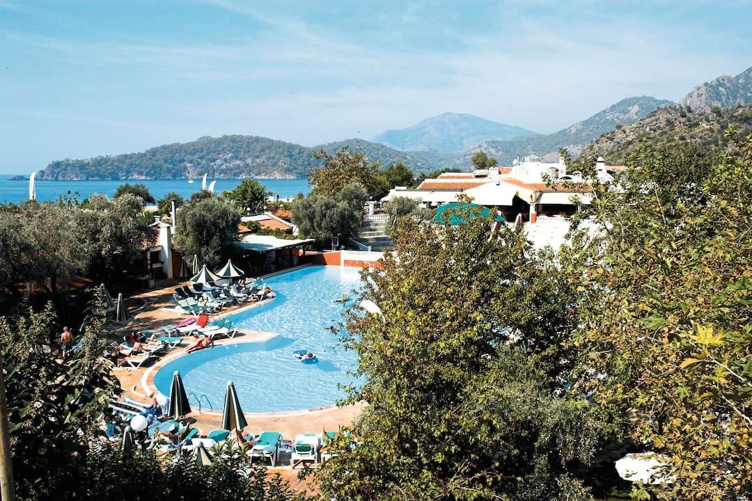 Holiday to Belcekiz Beach Hotel in OLU DENIZ (TURKEY) for 7 nights (AI) departing from gatwick on 22 Apr