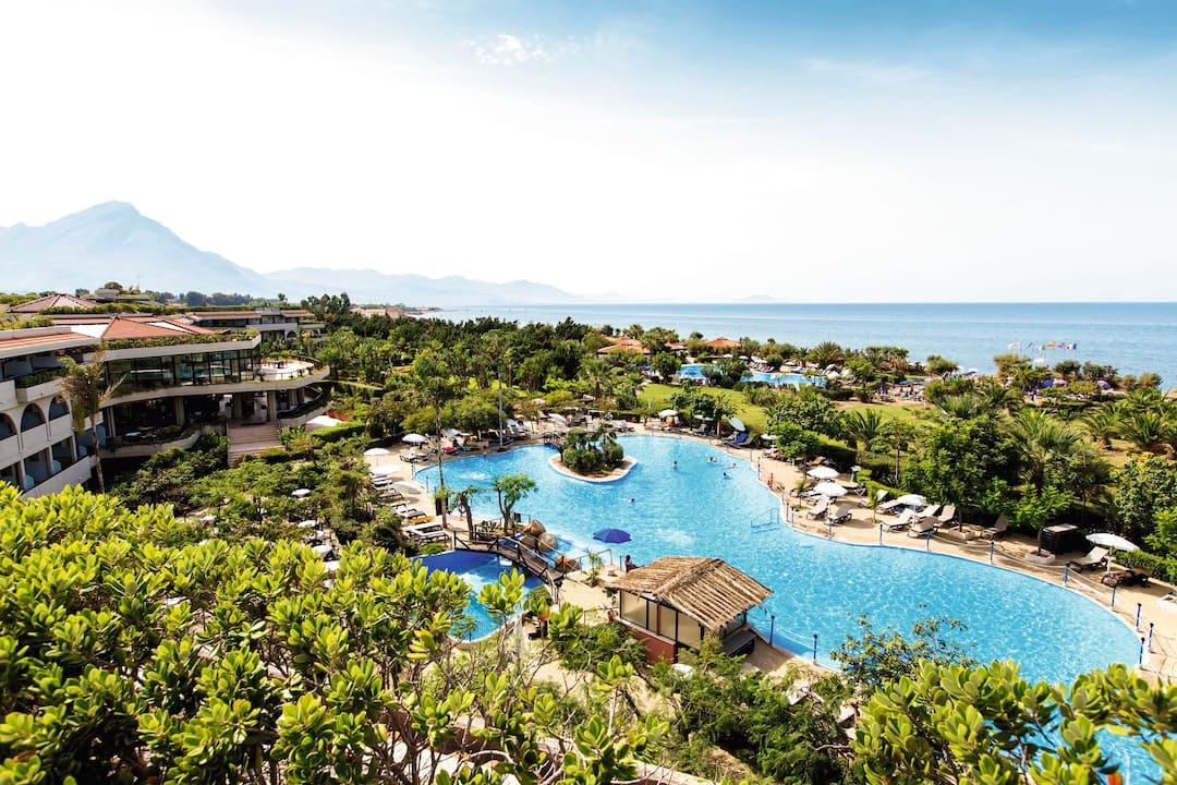 Fiesta Garden Beach Hotel