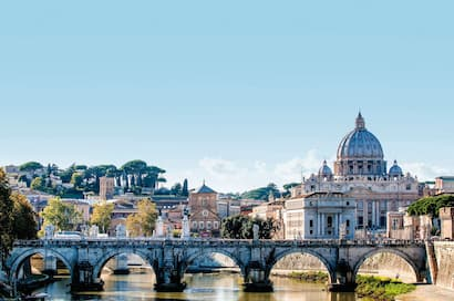 Classical Sights & Vatican City