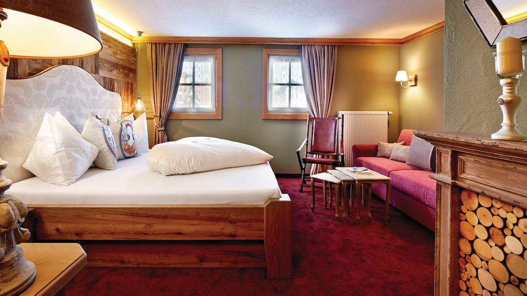 Romantik Hotel St Anton