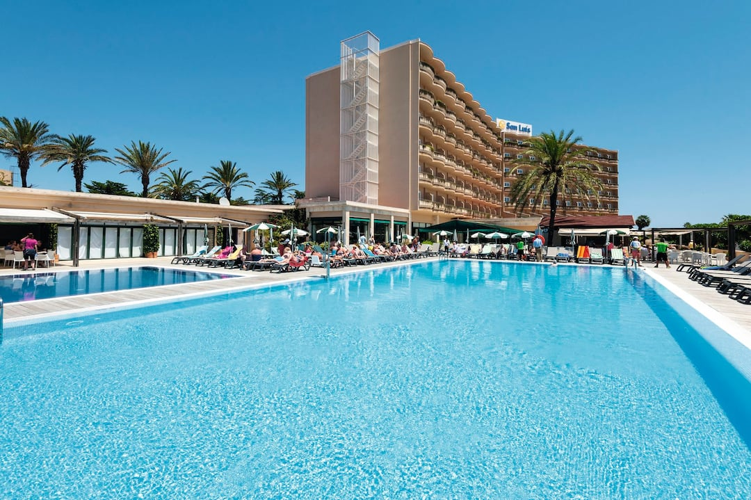 Holiday to Portblue San Luis Hotel in SALGAR (SPAIN) for 3 nights (HB) departing from manchester on 16 Jun
