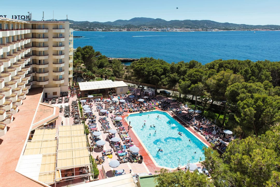 Holiday to Fiesta Tanit Hotel in CALA GRACIO (SPAIN) for 4 nights (AI) departing from cardiff on 04 May