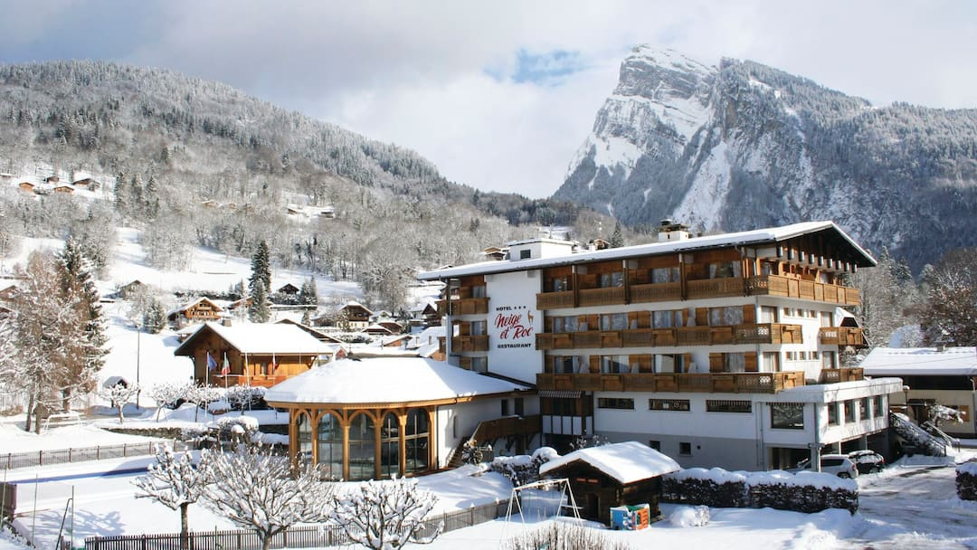 Hotel Alpes D Huez Spa