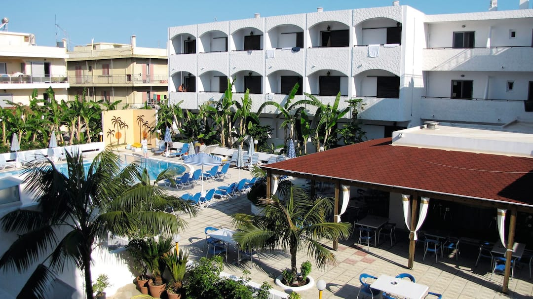 Holiday to Imperial Hotel in KOS TOWN (GREECE) for 3 nights (BB) departing from birmingham on 25 Sep