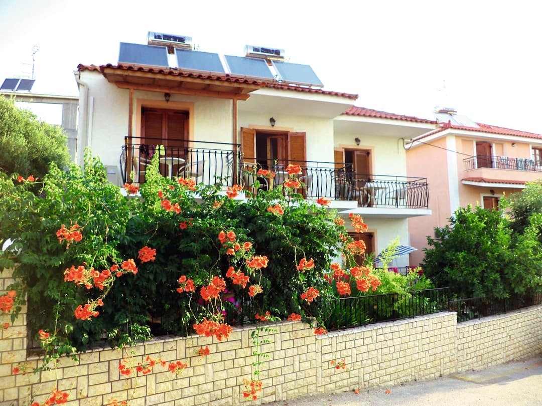 Holiday to Dionysios Apartments in SKALA (GREECE) for 4 nights (SC) departing from birmingham on 02 Jun